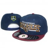 NRL Snapback Gorra Manly Warringah Sea Eagles Apagado Azul