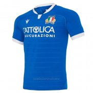 Camiseta Italia Rugby 2020-2021 Local