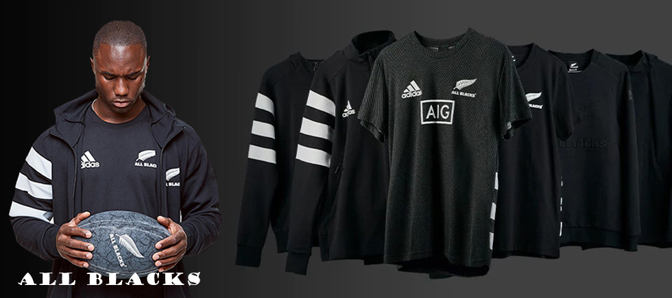 Comprar Camisetas Rugby All Blacks