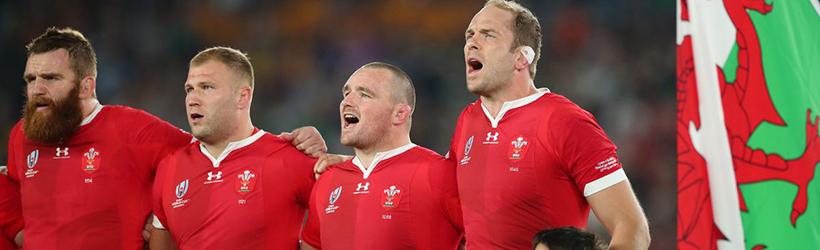 camisetas rugby Gales